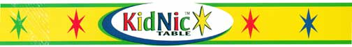 Kidnic Table for Kids