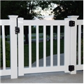 Vinyl Railing Gate Kits