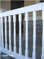 PVC Deck and Porch Railing Kits Systems