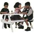 KidNic Folding Picnic Table